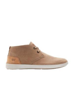 Svetlobraon muške cipele - Bata