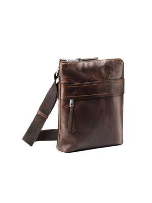 Tamnobraon muška torbica - Bata