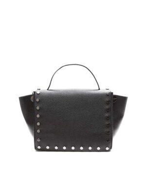 Crna ženska torba na preklop - Bata