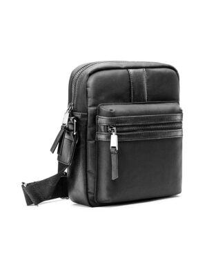 Crna muška torbica - Bata