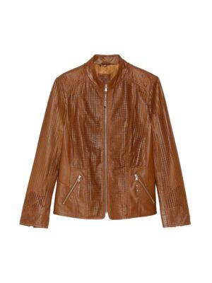 Ženska rupičasta jakna - Bata