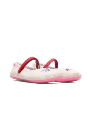 Bele baletanke sa roze đonom - Camper