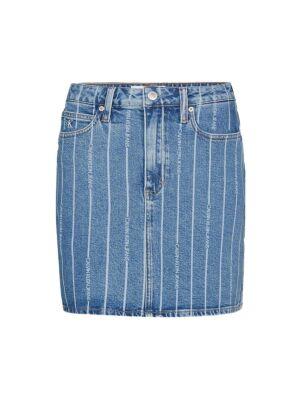 Suknja na pruge - Calvin Klein