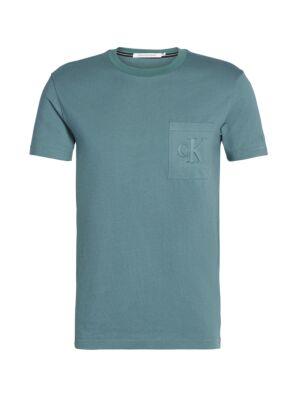 Tirkizna muška majica - Calvin Klein