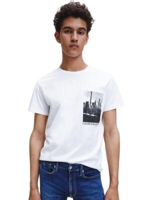 Muška majica sa printom - Calvin Klein