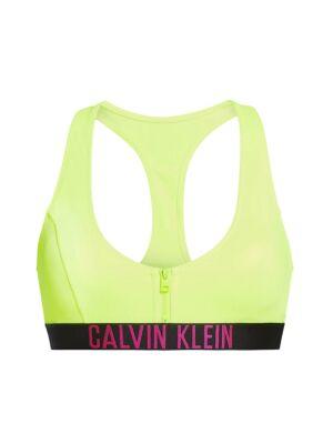 Ženski kupaći sa zipom - Calvin Klein