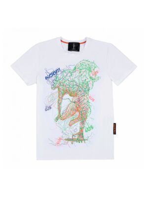 Muška majica sa printom - 4US