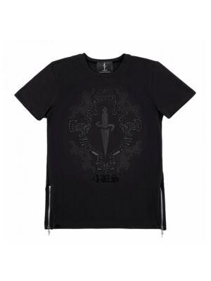 Muška majica sa logoom - 4US