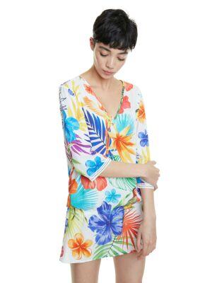 Cvjetna ženska bluza - Desigual