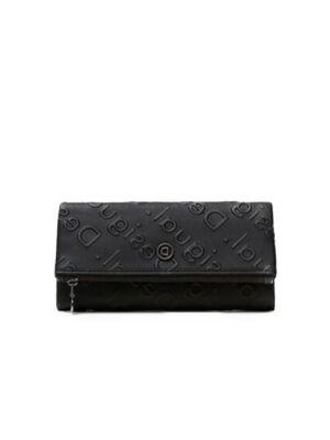 Crni novčanik sa printom - Desigual
