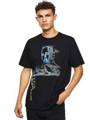 Muška majica sa aplikacijom - Diesel