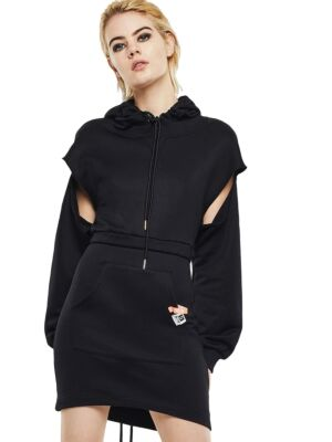 Mini crna haljina - Diesel