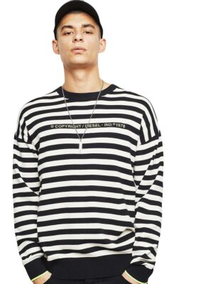 Muški prugasti džemper - Diesel