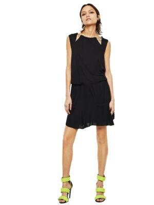 Crna kratka haljina - Diesel