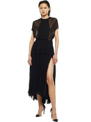 Crna duga haljina - Diesel