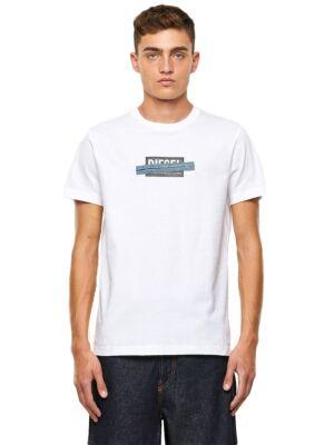 Muška bela majica - Diesel