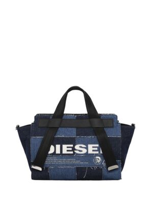 Ženska teksas torba sa logo printom - Diesel