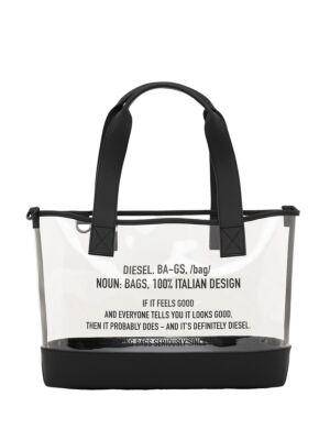 Transparentna torba sa neseserom - Diesel
