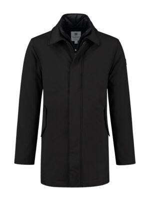 Crni muški kaput - Dstrezzed