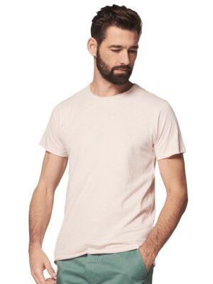Muška svetloroze majica - Dstrezzed