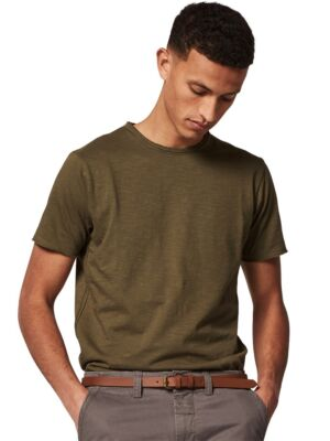 Maslinasta muška majica - Dstrezzed