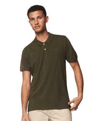 Maslinasta muška polo majica - Dstrezzed