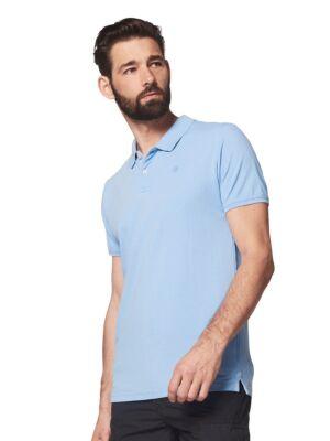 Plava muška polo majica - Dstrezzed