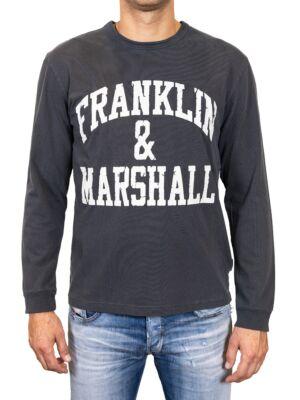 Muška majica dugih rukava - Franklin Marshall