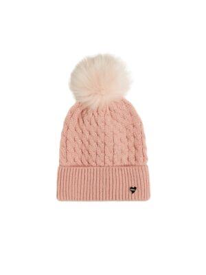 Roze ženska kapa - Guess