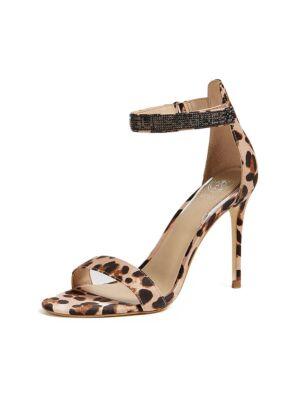 Ženske sandale leopard printa - Guess