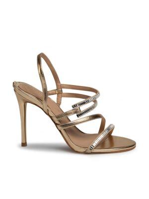 Sandale sa visokom štiklom - Guess