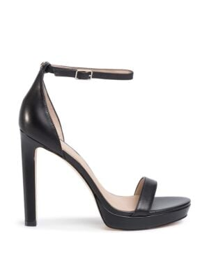 Ženske crne sandale - Guess