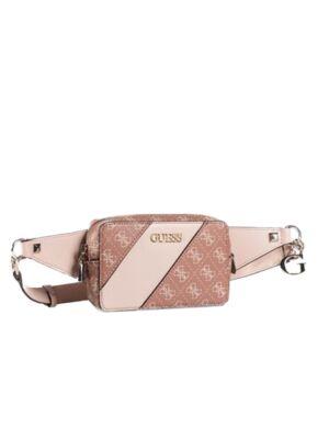 Ženska roze torbica - Guess