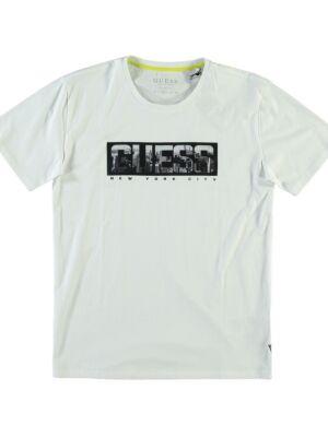 Muška majica sa logo printom - Guess