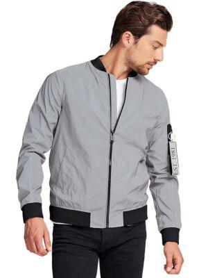 Muška slim fit jakna - Guess