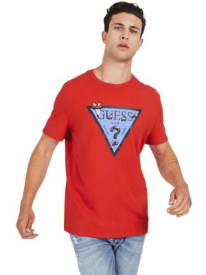 Muška logo majica - Guess