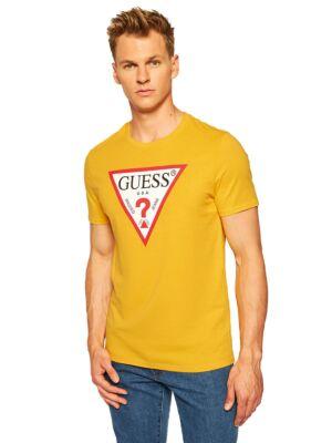 Muška žuta majica - Guess