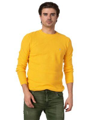 Žuti muški džemper - Guess