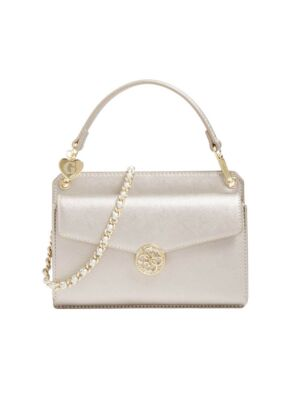 Srebrna ženska torbica - Guess
