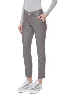 Karirane ženske pantalone - Guess