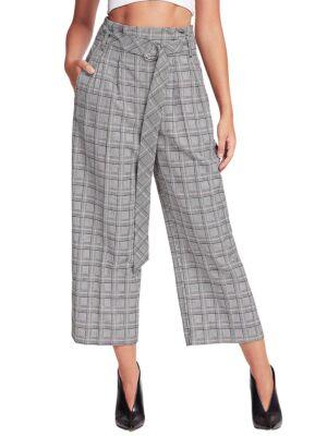 Široke ženske pantalone - Guess