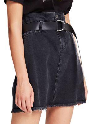Mini suknja sa kaišem - Guess