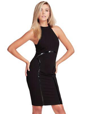 Crna mini haljina - Guess