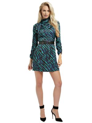 Mini šarena haljina - Guess