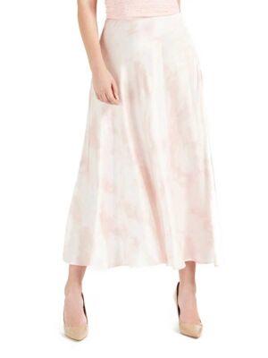 Duga prošarana suknja - Guess