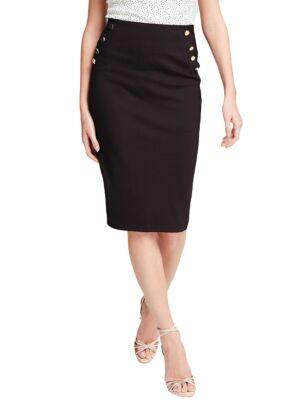 Crna poslovna suknja - Guess