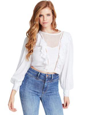 Bela ženska bluza - Guess