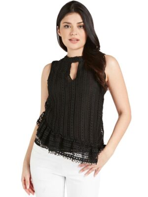 Crna ženska bluza - Guess