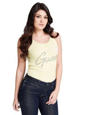 Ženska majica sa ispisom - Guess
