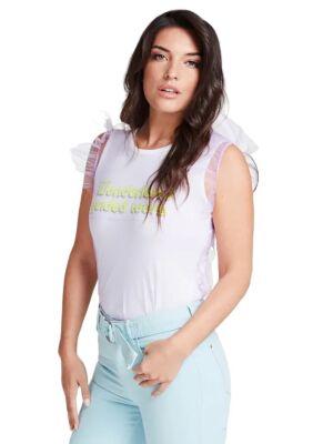 Bijela ženska majica - Guess